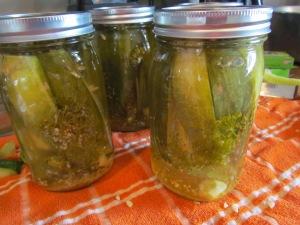 Mmmmm pickles